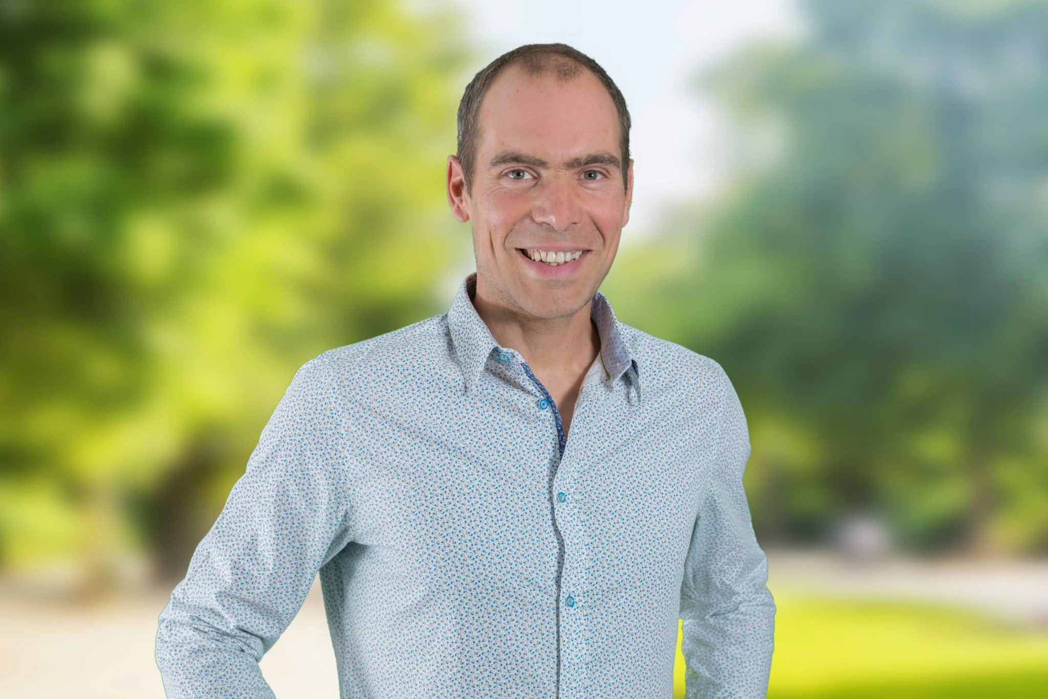 Benoît Gallez - ecolo ramillies 2018
